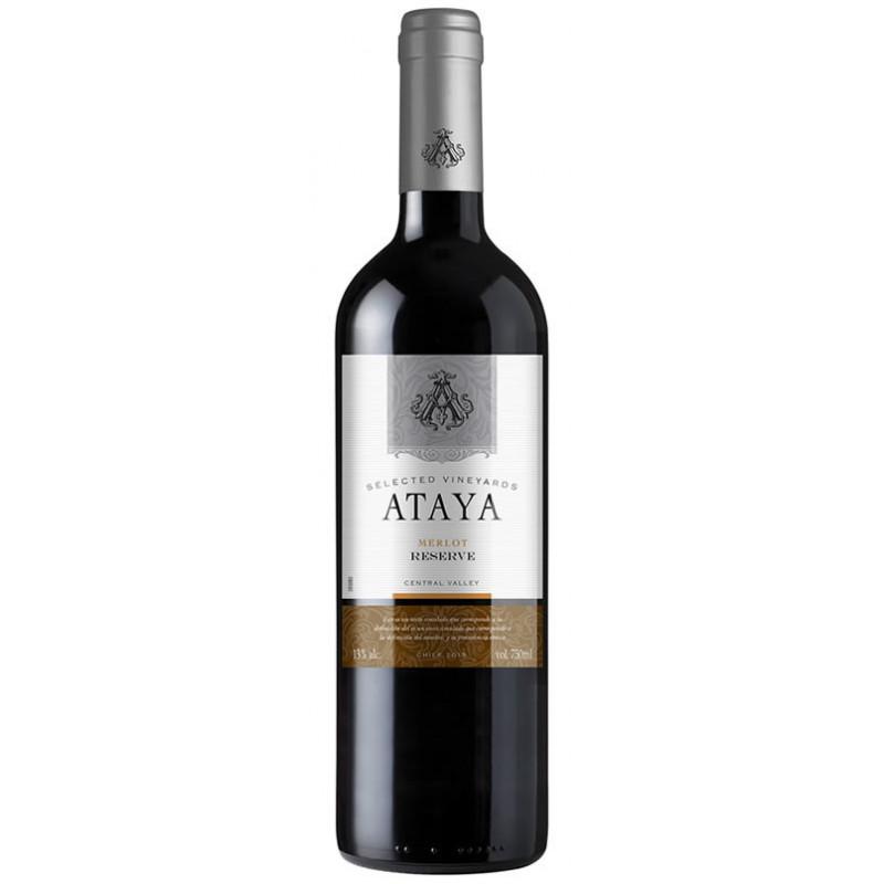 Ataya Reserve Merlot 750 ml.