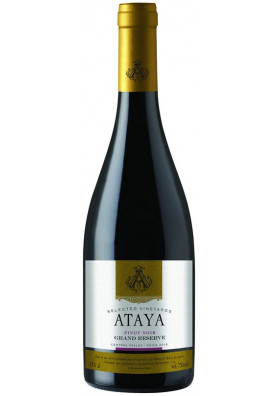 Ataya Grand Reserve Pinot Noir 750 ml.