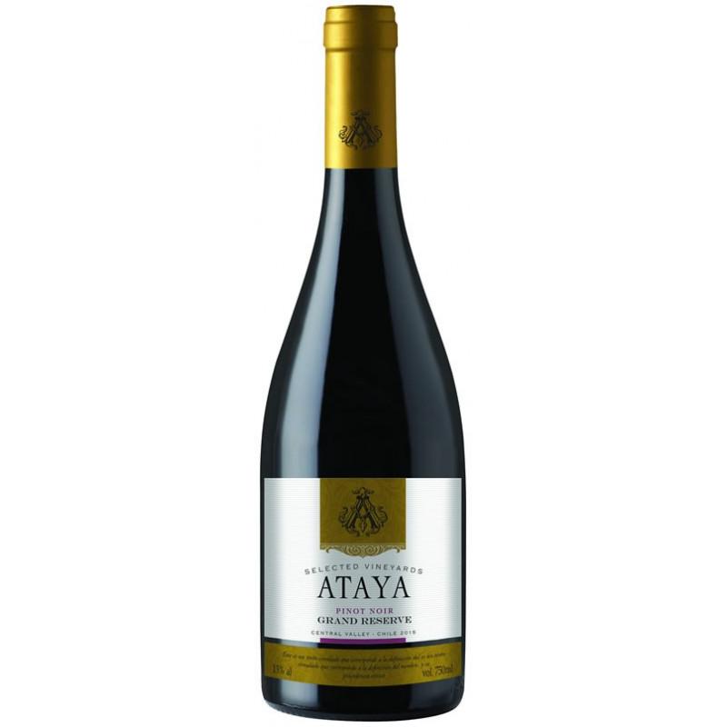 Ataya Grand Reserve Pinot Noir 750 ml.