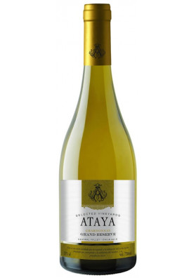 Ataya Grand Reserve Chardonnay 750 ml.
