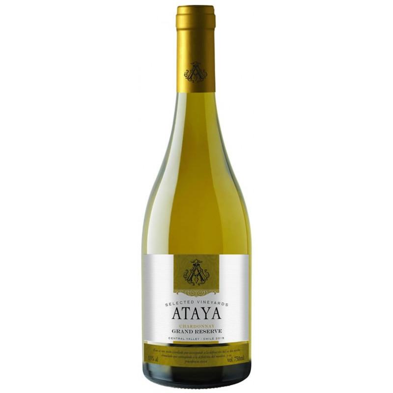 Ataya Grand Reserve Chardonnay 750 ml.
