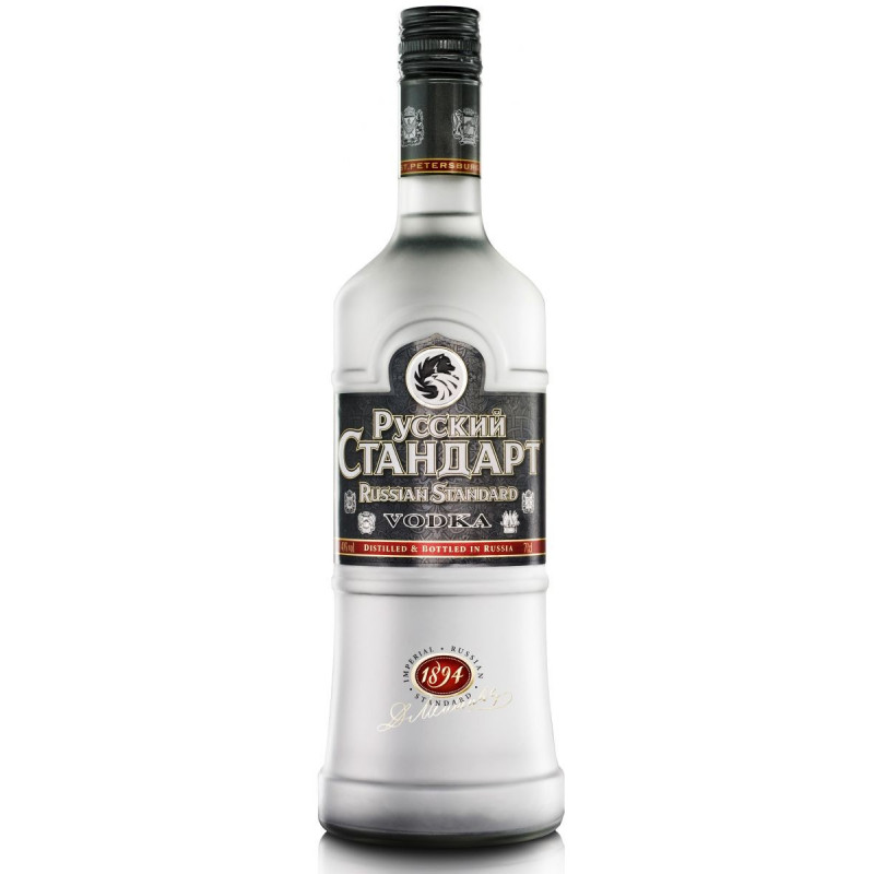 Vodka Russian Standard 1000 ml