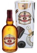 Chivas Regal 12 anos Lata LSTN 1000 ml