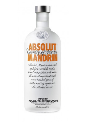 Absolut Mandrin 200ml
