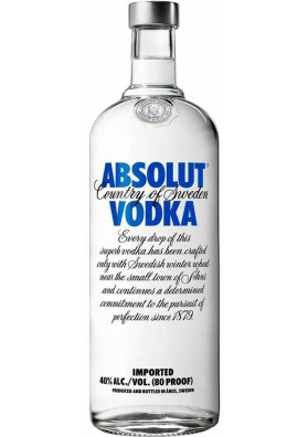 Vodka Absolut Original 1,5 Litro