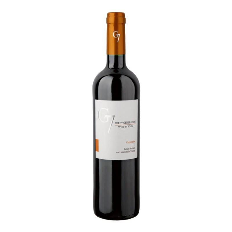 G7 Generation Carmenere 750ml