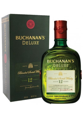 Whisky Buchanan's 12 anos 1000ml