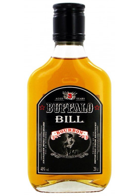 Whiskey Buffalo Bill Bourbon 200ml