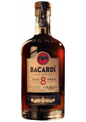 Bacardi 8 Anos 40%