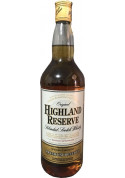 Whisky Highland Reserve Premium Litro