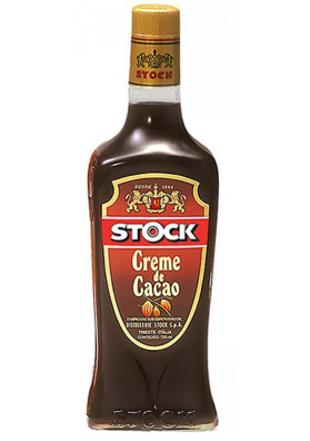 Licor Creme de Cacau Garrafa 720ml - Stock