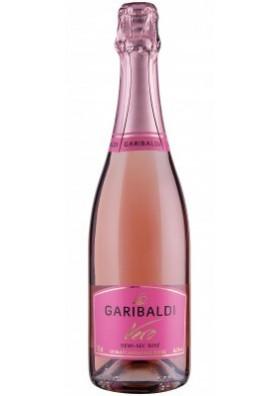 Garibaldi Vero Demi Sec Rosé 750ml