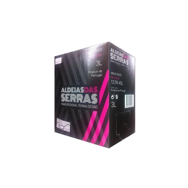 Bag Box Aldeias das Serras 3 Litros