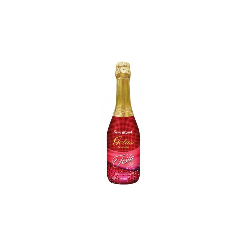 Garibaldi Gotas Rosé Sem Álcool 660ml