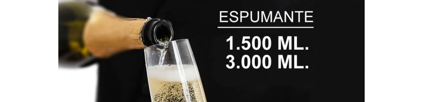 ESPUMANTE 1500 ML. / 3000 ML.
