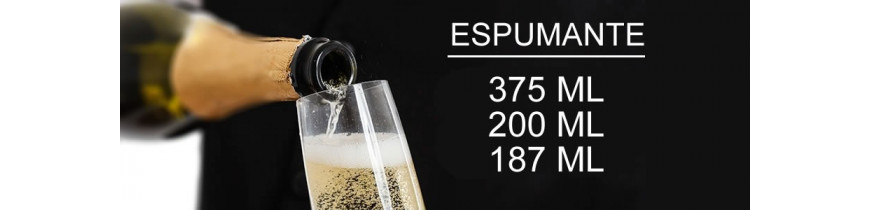 ESPUMANTE 375 ML. / 200 ML. / 187 ML.